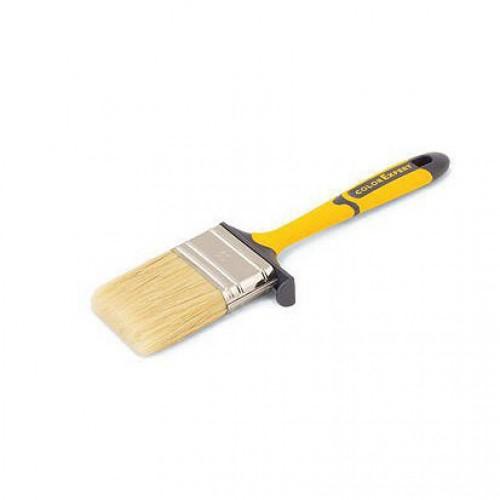 Кисть флейц., 80 мм, толщ. 9, черн.щет., 2-комп.ручка, арт.81488002