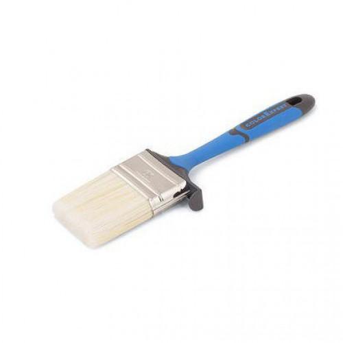 Кисть флейц., 60 мм, толщ. 9, ПЭТ-кит.щет., 2-комп.ручка, арт.81496002