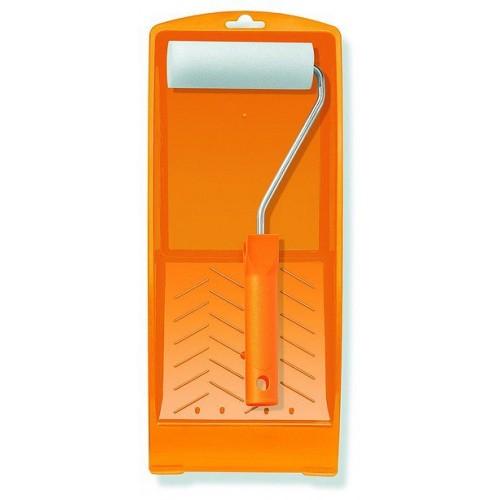 Ролик-набор 11 см, пенополиэстер, мелкопорист; Набор из 3 эл, 29 см ручка, ванна, арт.86901102