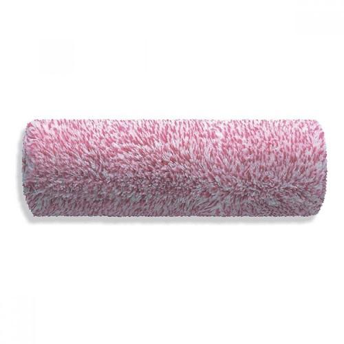 Валик 27 см, ядро 58, полиакрил 18, красно-белые нитки, на подкл., арт.84532502