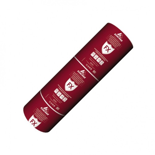 ИЗОСПАН FX / Отражающая тепло- гидро-, пароизоляция, толщина 5 мм, 30,00х1,2 м