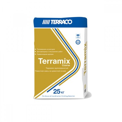 Клей/Террако - Террамикс серый (крупнозер.), (25 кг) арт: код 120522