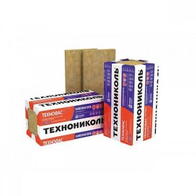 Плита минераловатная ТехноФАС 1200*600* 50мм (0,216м3/6шт/4,32м2) (ТехноНИКОЛЬ)