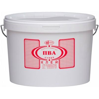 Клей ПВА строительный, 10 кг