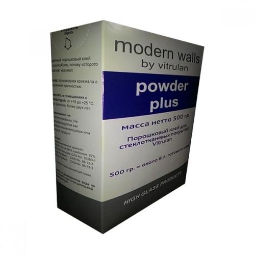 Клей powder plus 250 (5 пакетов по 0,5 кг)