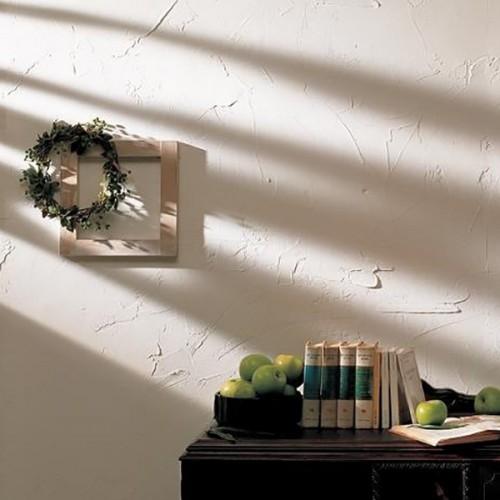 Декор.покрытие/Террако - Хэндитекс, рельефная основа для послед.нанесения Фреско или Хэнтистайла (15 кг)