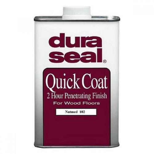 Масло DURASEAL Quick Coat 102/Масло специальное быстросохнуще для пола, Nutmeg (0.95 л)