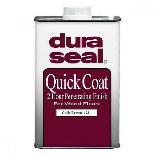 Масло DURASEAL Quick Coat 123/Масло специальное быстросохнуще для пола, Coffee Brown (0.95 л)