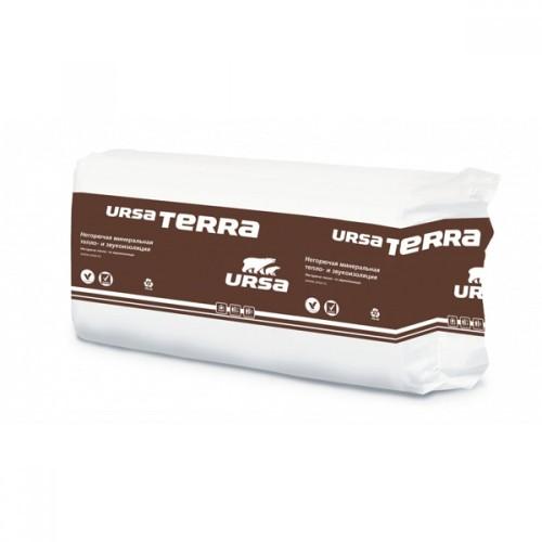 Утеплитель URSA TERRA 37 PN Плита теплоизол (1250*610*50мм)*20,  (упак. 15,25м2/0,762м3)
