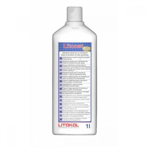 Жидкое чистящее средство LITONET 1кг. для удаления маслянистых остатков от эпоксидных продуктов