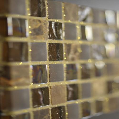 Добавка ярко-золотго цвета SHINING GOLD для эпоксидной затирки Starlike сочетается с цветом Neutro C340/0,2 гр. (bucket)