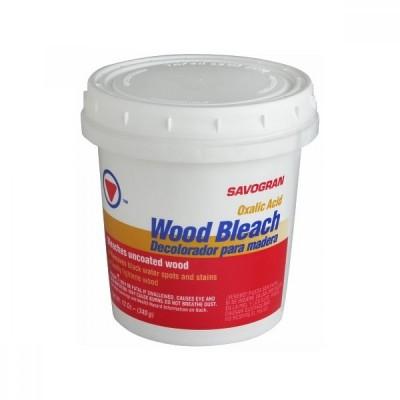 ОчистительWOODBLEACH/Отбеливатель древесины без содержания хлора (0,95 л)